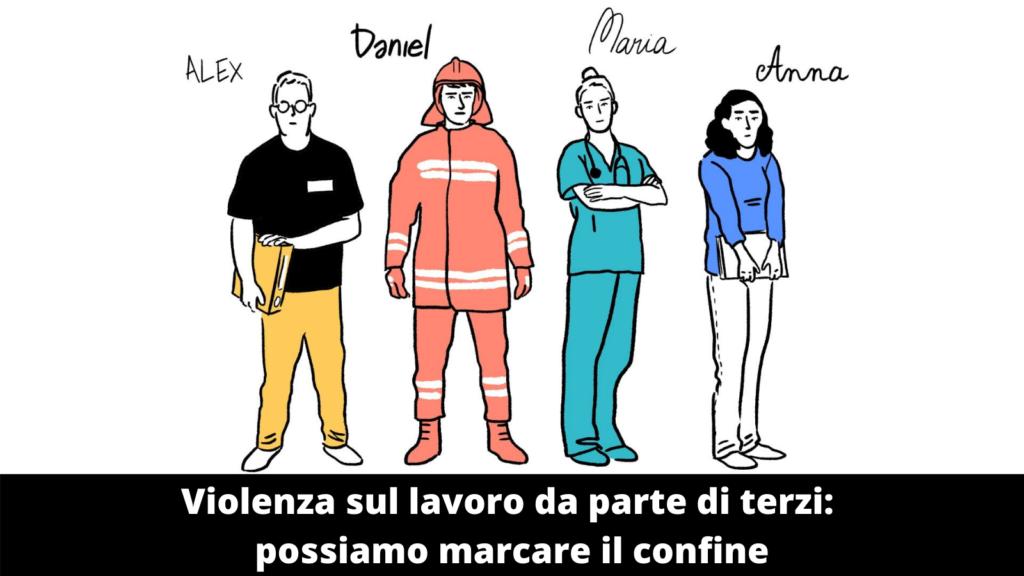 I sindacati per una tolleranza zero contro la violenza al lavoro!
